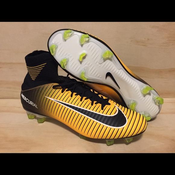 super popular 81ff8 7c98d NEW Nike Mercurial Veloce III 3 DF FG. NWT